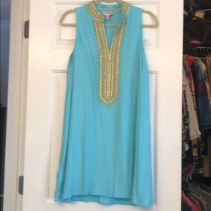 Lilly Pulitzer Grecian looking Dress